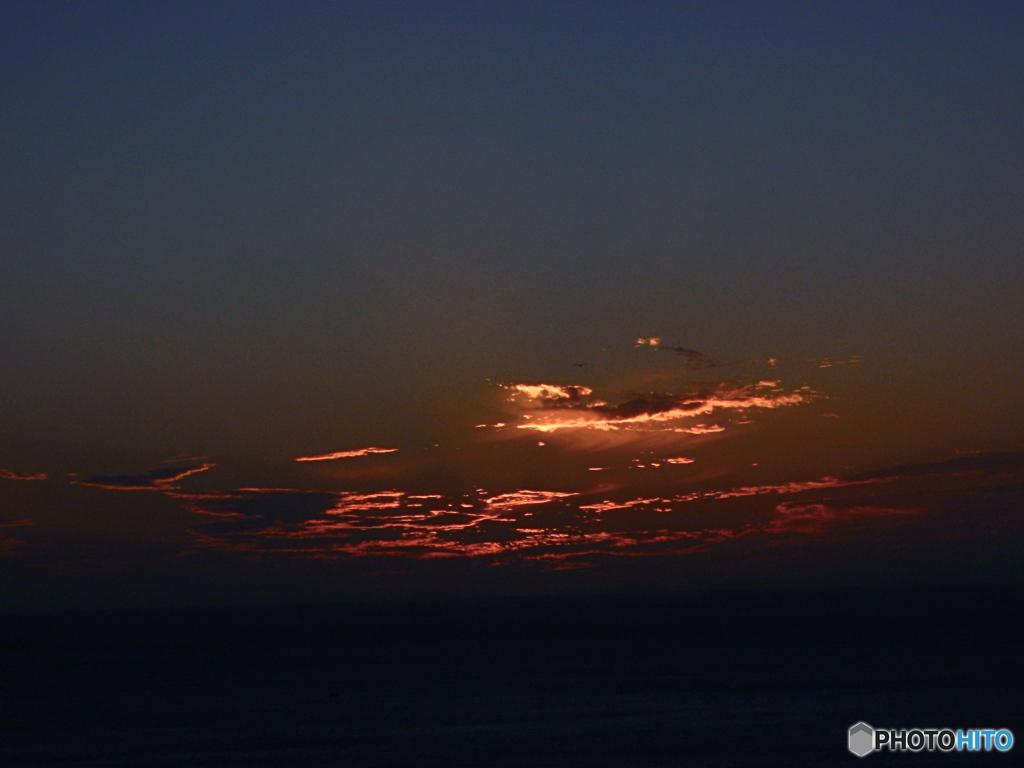 長崎 外海の夕日2