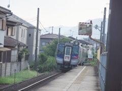 徳島線木太町駅