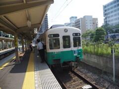 ことでん高松築港駅