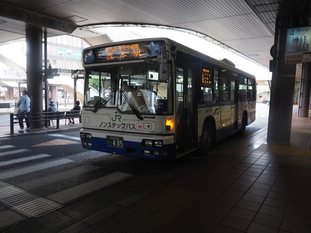 JRバス関東 茂木行