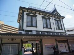 伊予鉄道道後温泉駅