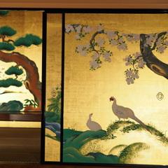 美の競演 名古屋城本丸御殿の動植物たち