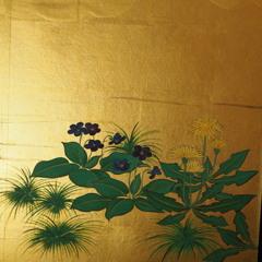 美の競演 名古屋城本丸御殿の動植物たち その3