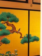 美の競演 名古屋城本丸御殿の動植物たち その5