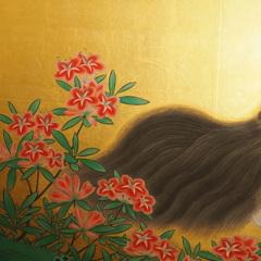 美の競演 名古屋城本丸御殿の動植物たち その2