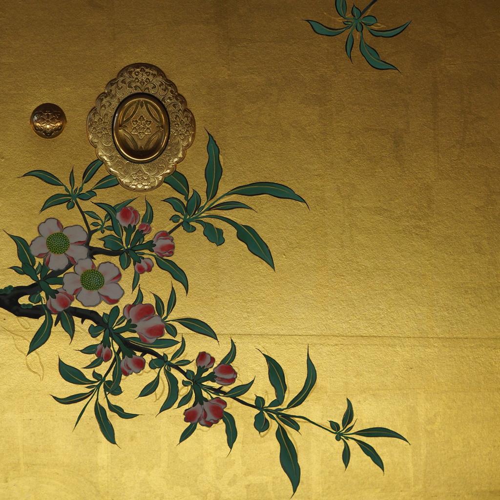 美の競演 名古屋城本丸御殿の動植物たち その4