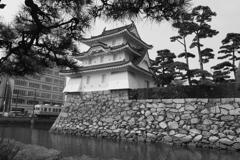 高松城艮櫓