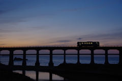 惣郷川橋梁その2