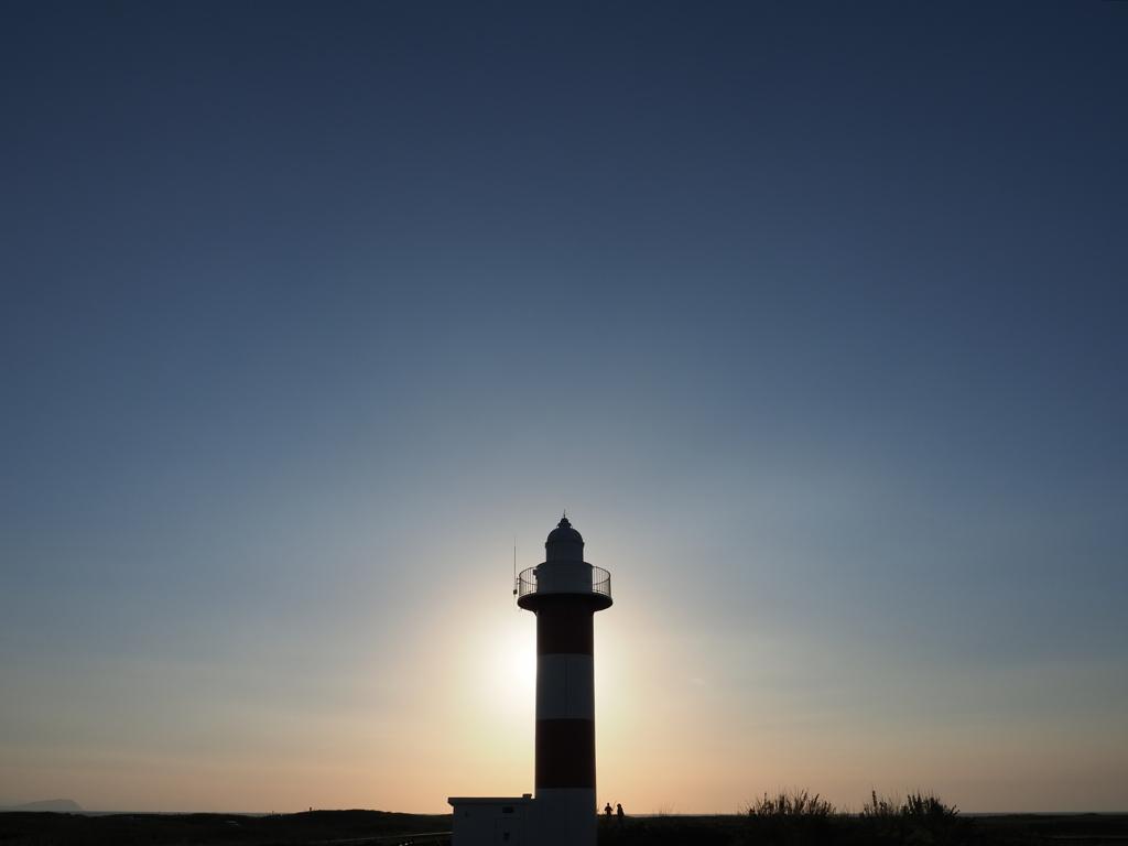 石狩灯台その3
