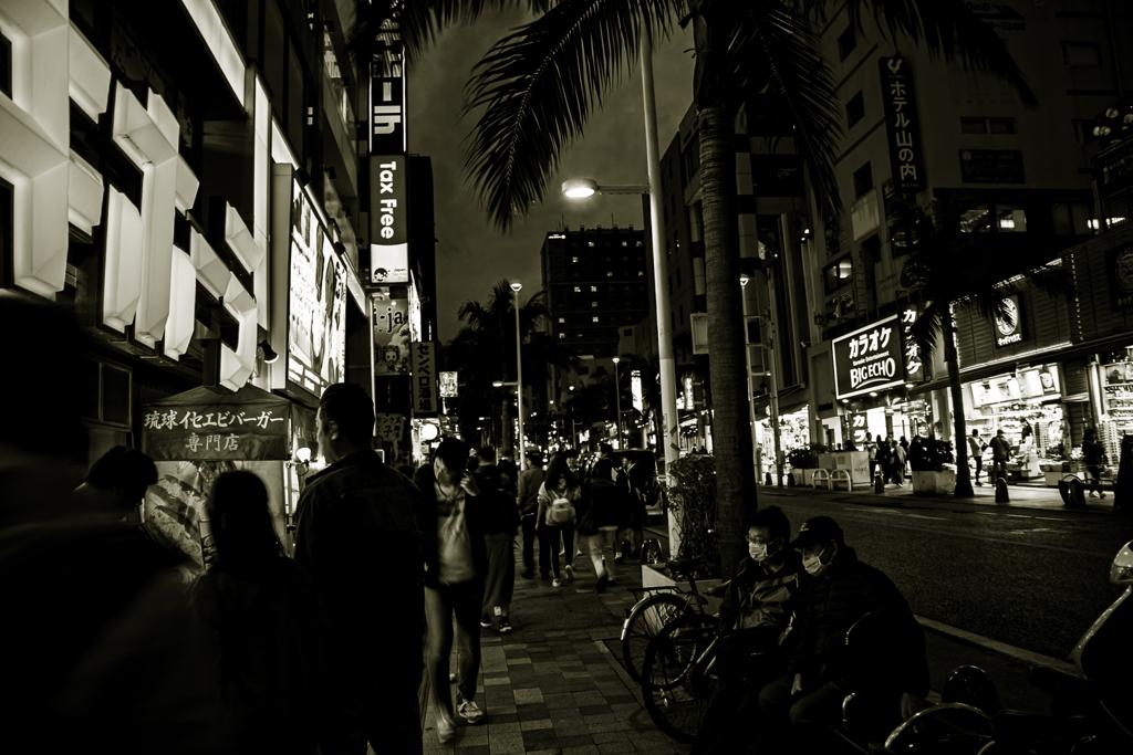 沖縄夜凪④