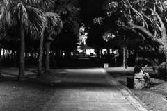 沖縄 Town calm ~In a quiet park~