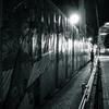 沖縄Town calm ~Lantern painting~