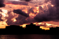 夕凪Sunset ~Cloud god~