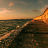 夕凪Sunset ~salt tang of the sea~