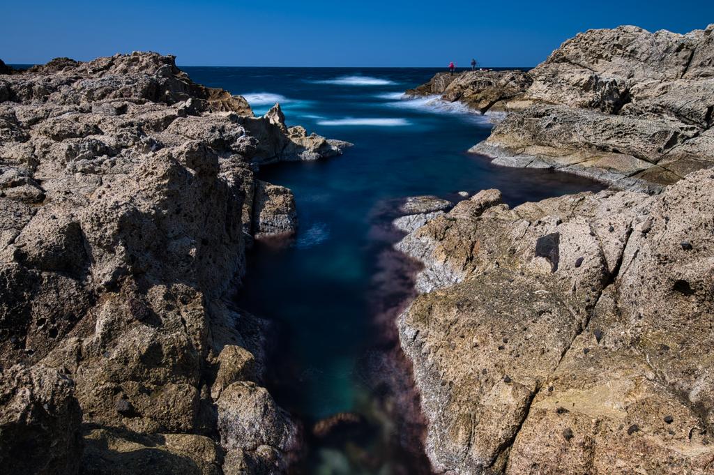 海岸線の風景Ⅱ