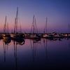 Magic yacht harbor