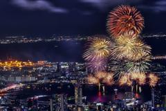 神戸花火大会2019