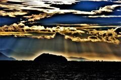 琵琶湖光芒 5