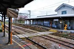 近江鉄道高宮駅 13
