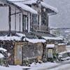 比良山荘雪景