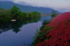 静寂の津屋川