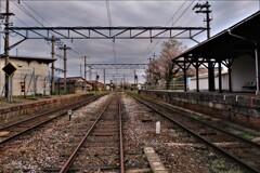 近江鉄道高宮駅 14