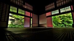 新緑の湖東三山金剛輪寺 12