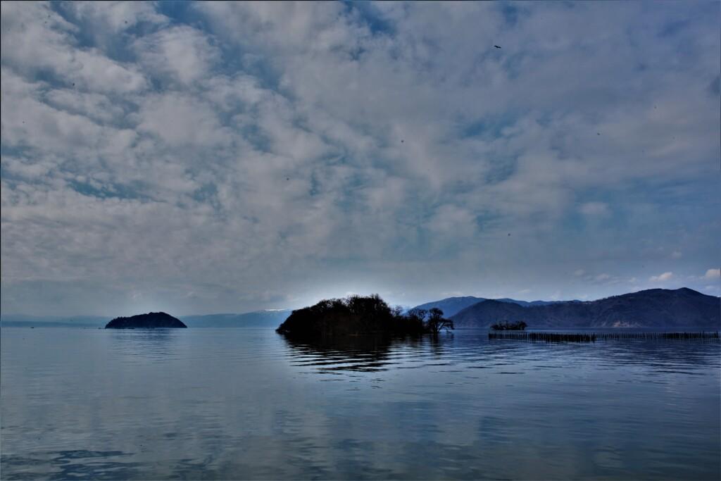 湖北如月寸景