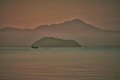 琵琶湖朝景色 4