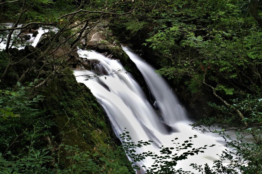 三筋の滝 5-4