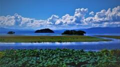 思い出の湖北晩夏