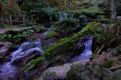 名水百選「瓜割の滝」 6-5