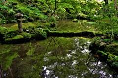 新緑の湖東三山金剛輪寺 15