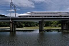 走る新幹線 5