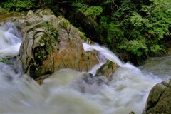 三筋の滝 5-2