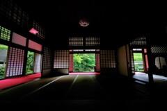 新緑の湖東三山金剛輪寺 13