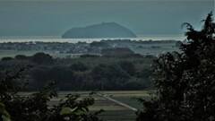 竹生島遠望 2