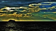 琵琶湖光芒 3