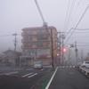 CX6の風景~霧の朝