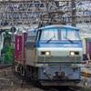 常磐線 EF66125
