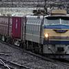 常磐線 EF6627