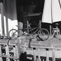 二人乗りマウンテンバイク