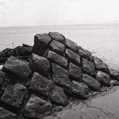 石積の存在感