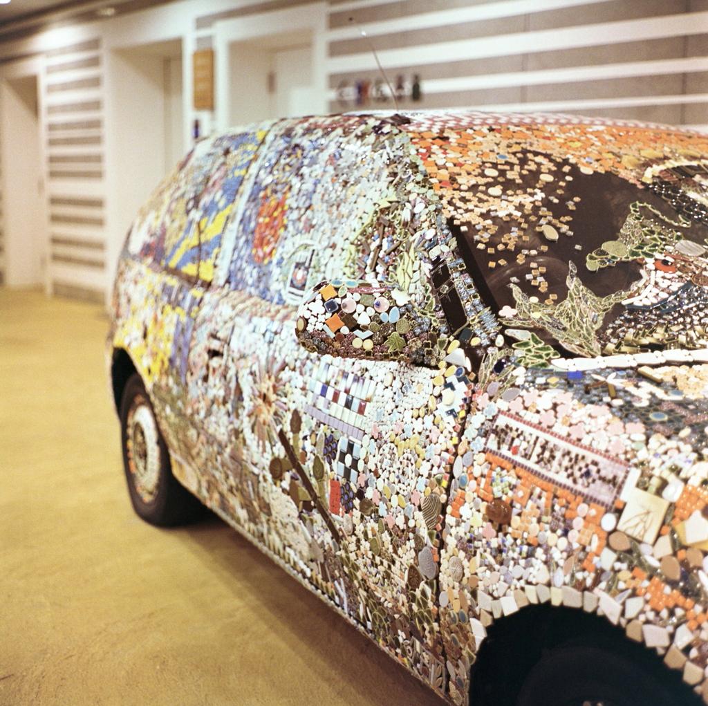 TILE CAR