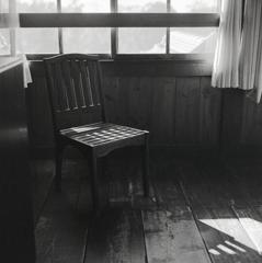 ピアノの木椅子