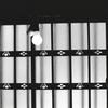 裸電球のある格子窓 ~2018年7月撮影