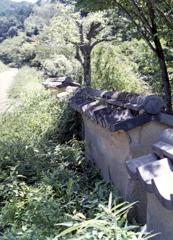瓦塀を歩く ~豊田・松平郷にて