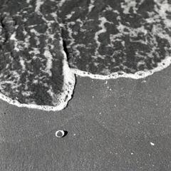 千里浜の波 ~2015年10月の記憶