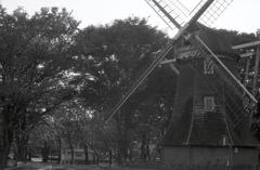 ちょっとアンダーなオランダ風車(笑