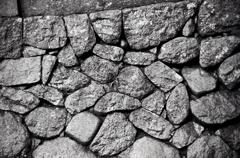 春宮の石垣